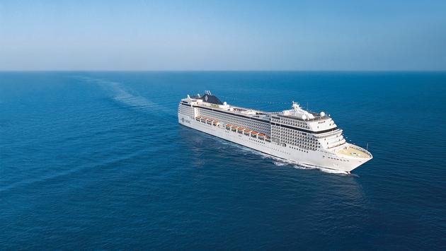 MSC Cruises' MSC Orchestra.