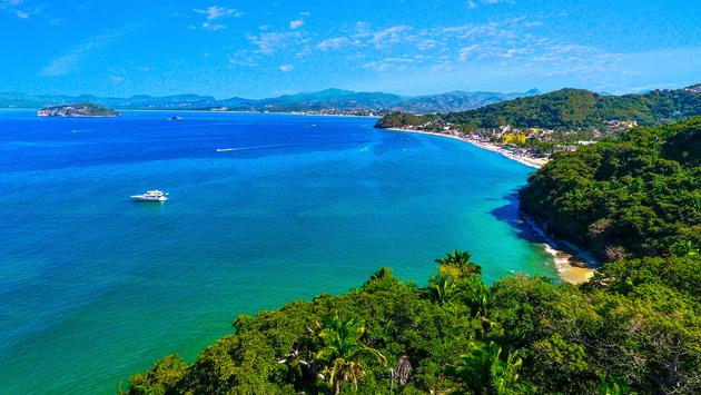 Playa Frideras, Riviera Nayarit