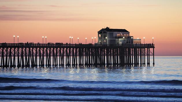 Oceanside, San Diego, California