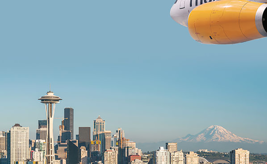 Seattle welcomes new nonstop service to Manchester