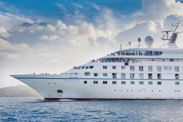 Captain Griffiths Chats About Windstar Cruises' Alaskan Return