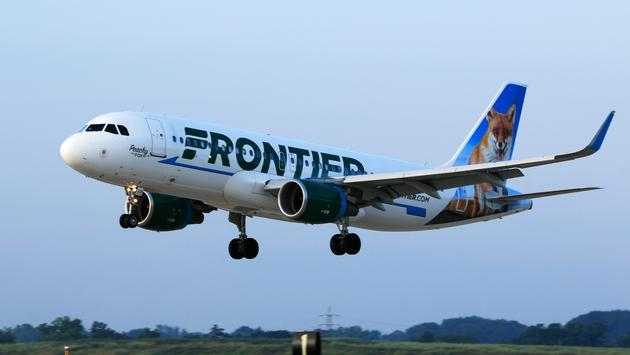 Woman arrested after complaining of vomit on Frontier Airlines seat