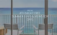 4th Night Free Special – Views For Days