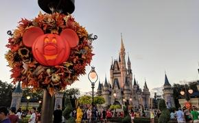 Halloween at Walt Disney World, Magic Kingdom
