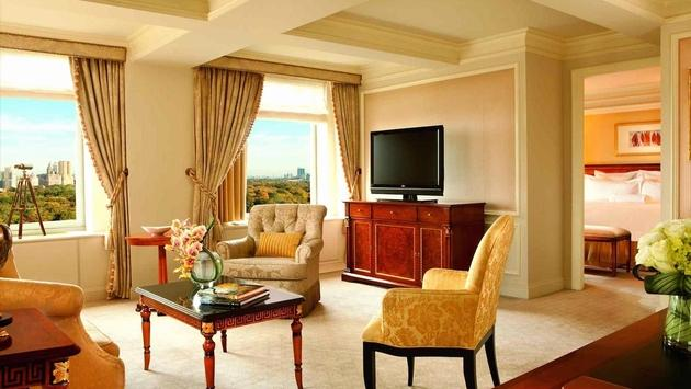 Accommodations at The Ritz-Carlton New York Central Park