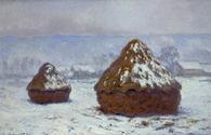 Claude Monet, Grainstacks