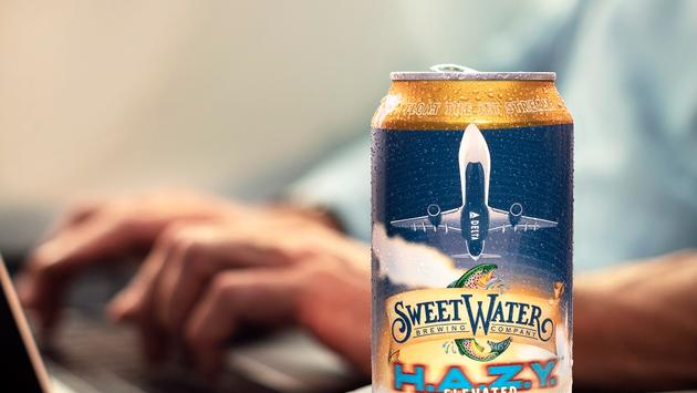 Delta's new Elevated H.A.Z.Y. IPA.