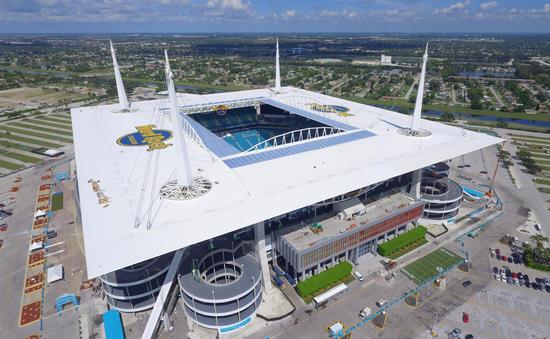Hard Rock Stadium, Miami, Florida, Dolphins, football