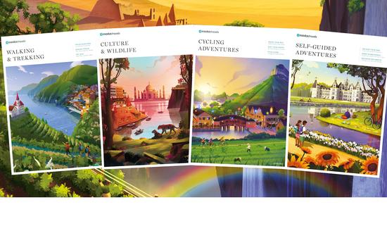 Exodus Travels' new brochure collection for 2020-2021
