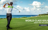 Sandals Golf with Complimentary Green Fees