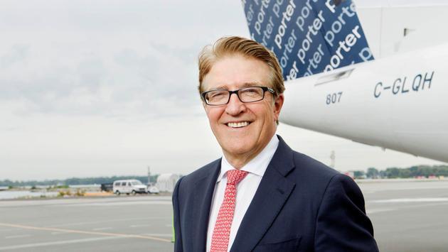 Robert Deluce, Porter Airlines