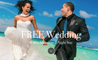 Free Tropical Wedding at Sandals