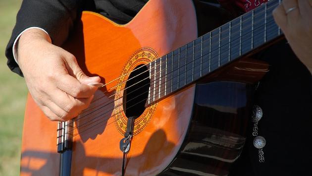 Mariachi, music, guitar, mexico