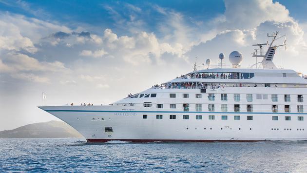 Windstar Cruises' Star Legend