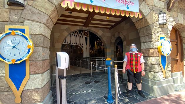 It's A Small World Queue at Walt Disney World