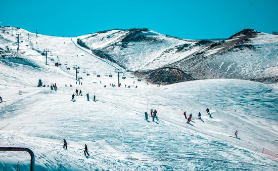 Valle Nevado, Chile, skiing, snowboarding