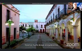 Zacatecas ha sido reconocida como el mejor destino de arquitectura colonial. (Foto de la Secretaría de Turismo de Zacatecas).