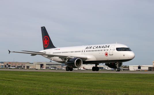 A320-300 d'Air Canada