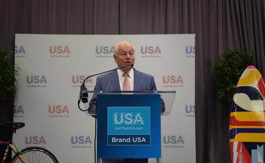 Roger Dow, président et chef de la direction de la US Travel Association
