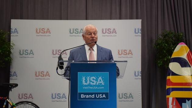 Roger Dow, président et chef de la direction de la US Travel Association