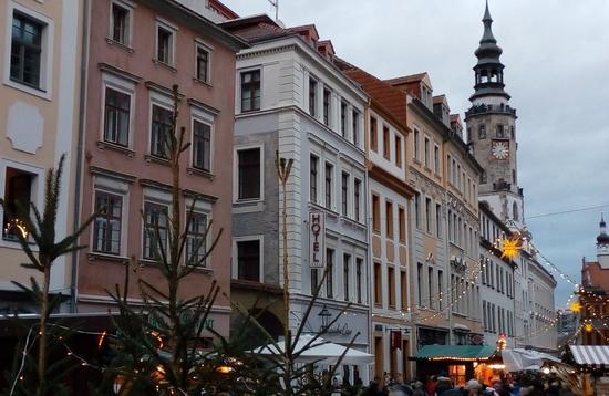 Gorlitz, Germany, Christmas market