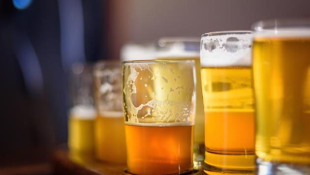 Microbrewery in Chicago, Illinois (Photo via DavidPrahl / iStock / Getty Images Plus)