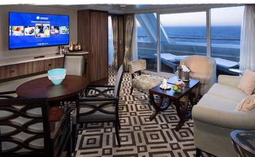 Azamara Pursuit Club World Owner's Suite