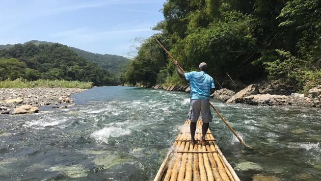 Rio Grande River, Jamaica