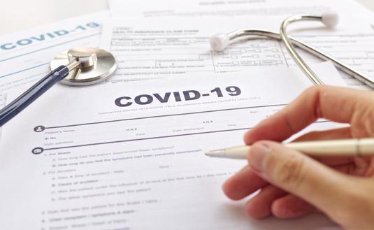 COVID-19 health questionnaire