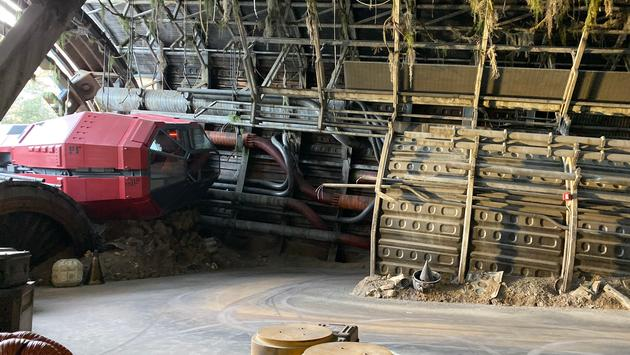 Ride Exit for Walt Disney World's Rise of the Resistance at Star Wars: Galaxy's Edge