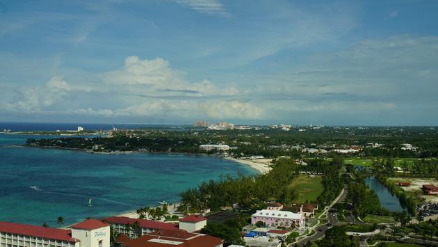 Bahamas coast