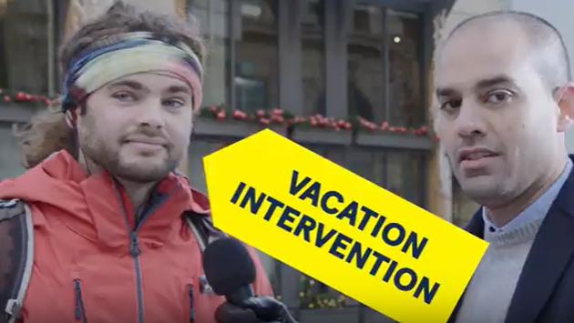 Air Transat Vacation Intervention Program
