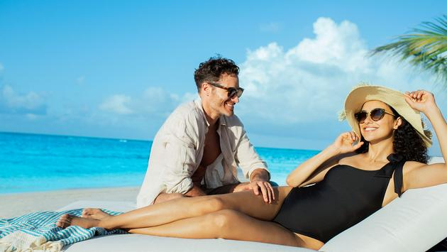 Discover romance on the beach at Excellence Oyster Bay