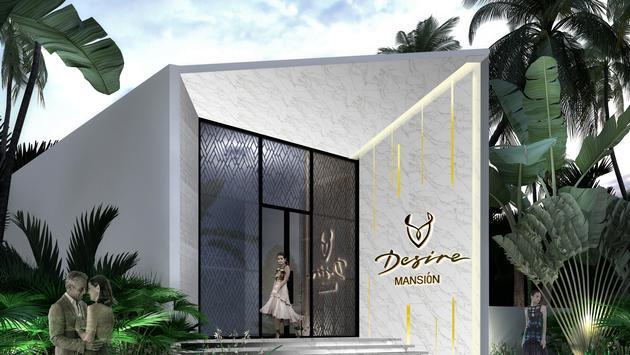 Lobby du Desire Mansion