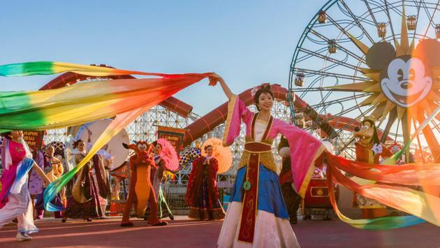 Disneyland Resort célèbre l'année de la souris