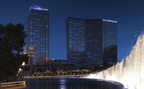 The Cosmopolitan of Las Vegas, exterior