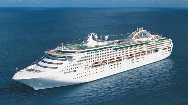 Princess, Cruises, sun