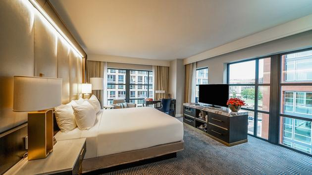Accommodations at Intercontinental Washington DC - The Wharf