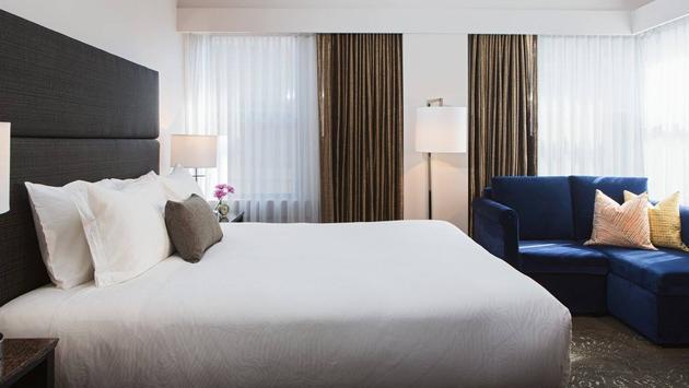 Une chambre au Kimpton Carlyle Dupont Circle