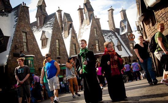 Universal Orlando Resort Harry Potter