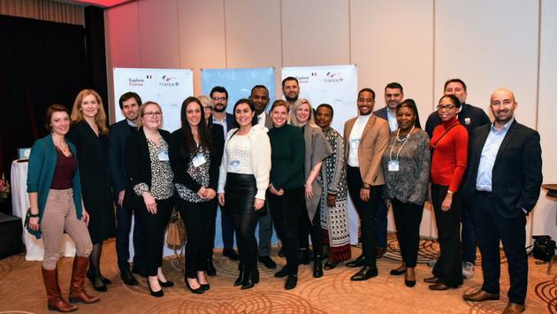 Destination France Representatives, Toronto