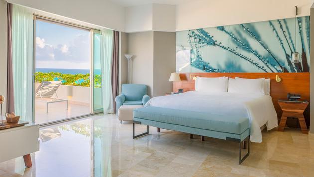 Suite Aqua rénovée