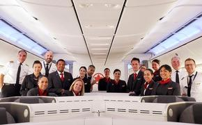 Air Canada flight crew