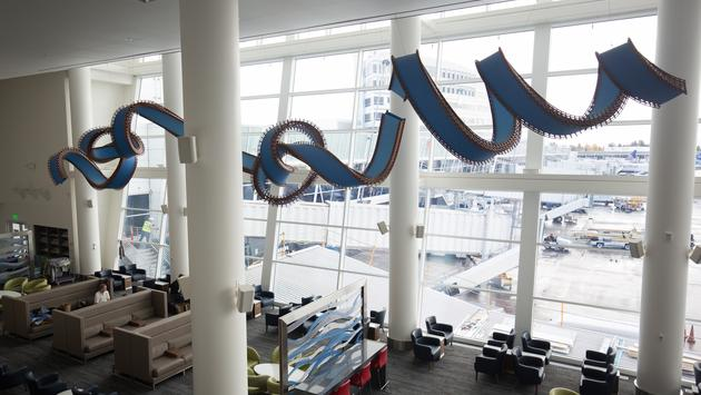 Delta Sky Club, Seattle-Tacoma International Airport