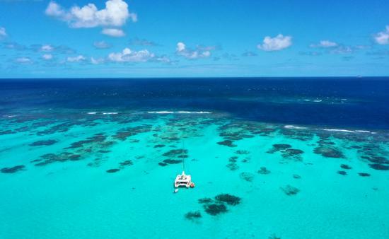 Tobago Cays, Saint-Vincent-et-les-Grenadines