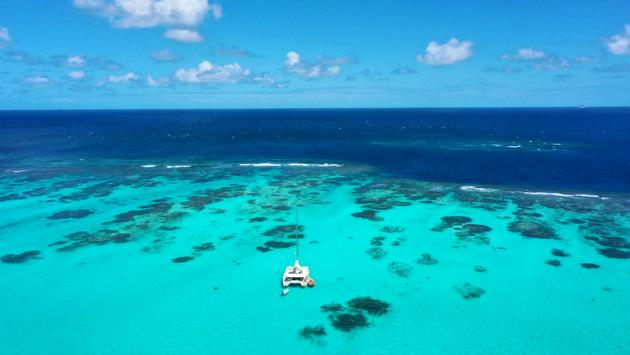 Tobago Cays, Saint-Vincent-et-les-Grenadines