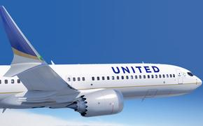 United 737 Max9 Winglet