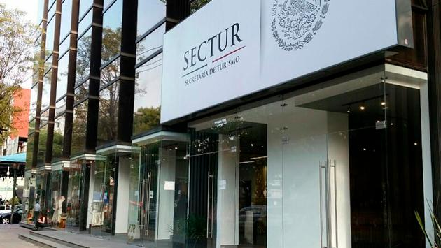 Edificio sede de la Secretaría de Turismo de México