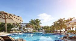 Desire Riviera Maya Pearl Resort Pool