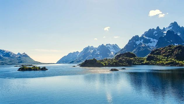 Hurtigruten: Norway Coast Cruise